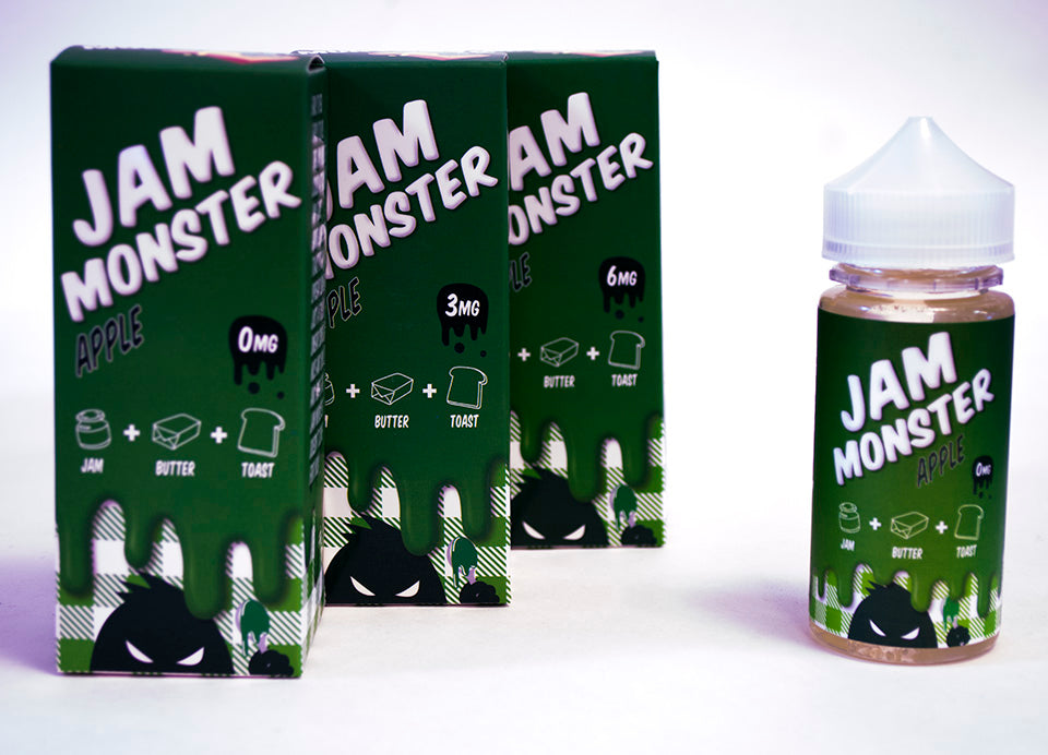 Apple Jam Monster