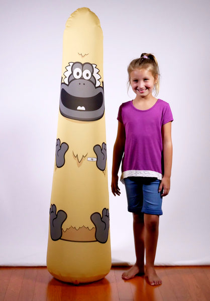 Inflatable Punching Bag Kids Gift Lily Gibbon