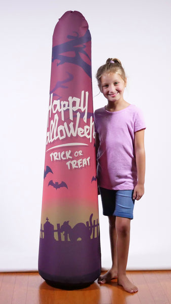 Bonk Fit Trick Or Treat Pop-up Inflatable
