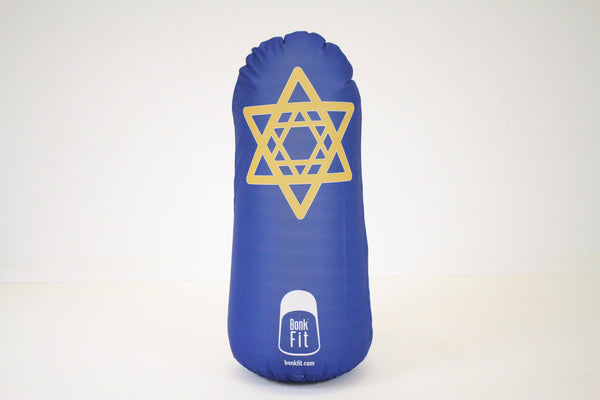 Inflatable Punching Bag Kids Gift Passover Toy
