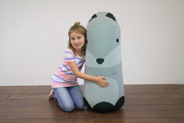 Inflatable Punching Bag Toy Kids Gift Alexander Fox