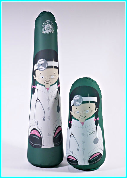 Inflatable Punching Bag Kids Gift Doctor Sophia