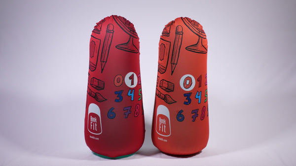 Inflatable Punching Bag Kids Learning Toy