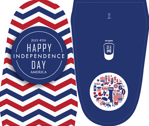 Bonk Fit Independence Day Pop-up Inflatable