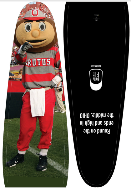 Team Spirit Inflatable Punching Bag Gift From Any Photo