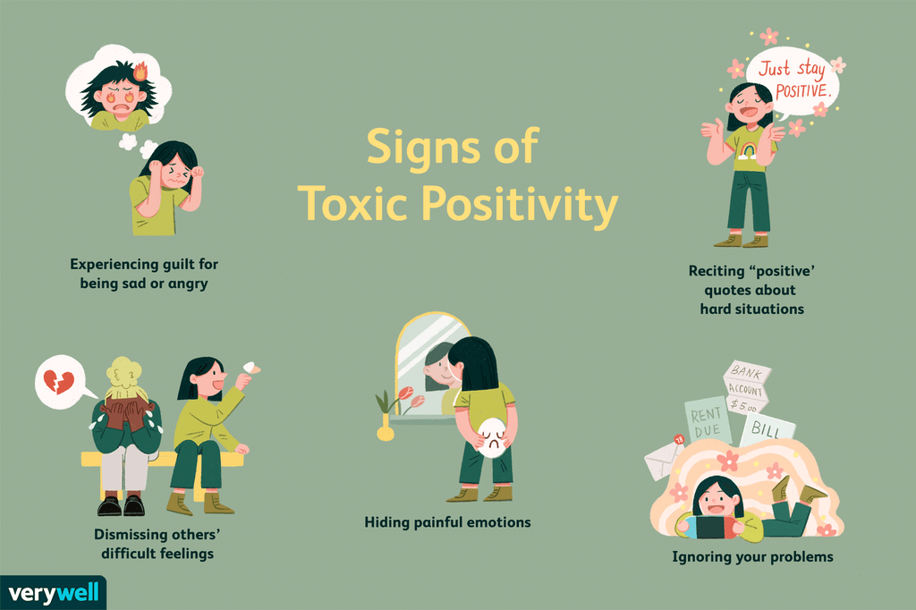 "What Is ""Toxic Positivity"" And How Can It Be Harmful?"