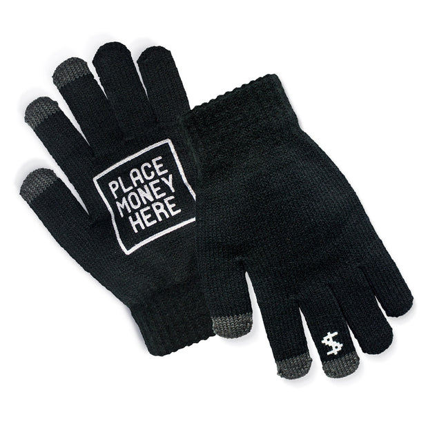 PlaceMoneyHere Magic Money Gloves