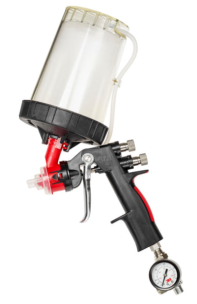 3M ACCUSPRAY HGP HVLP Gravity Pressure Feed Spray Gun