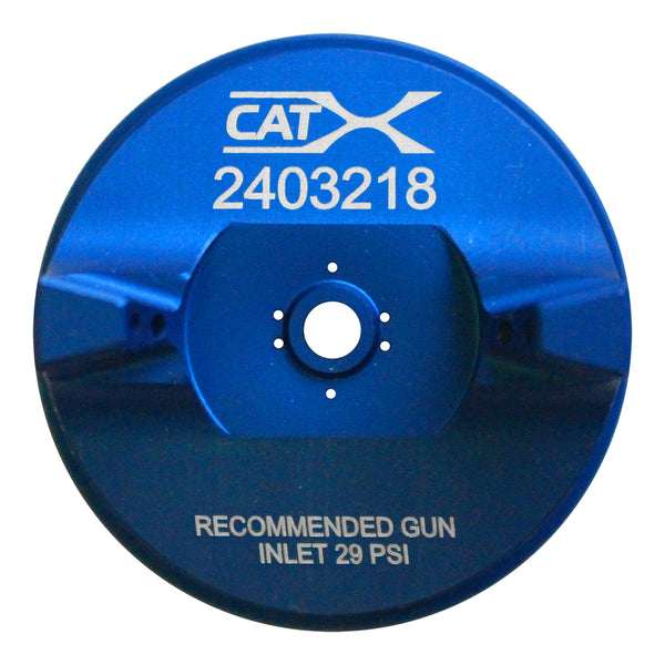 C.A. Technologies Pressure Reduced Air Cap (CAT-Xpress) – (Various Sizes)