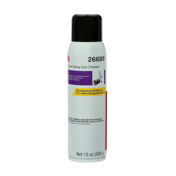 3M High Power Spray Gun Cleaner – 15 oz (26689)