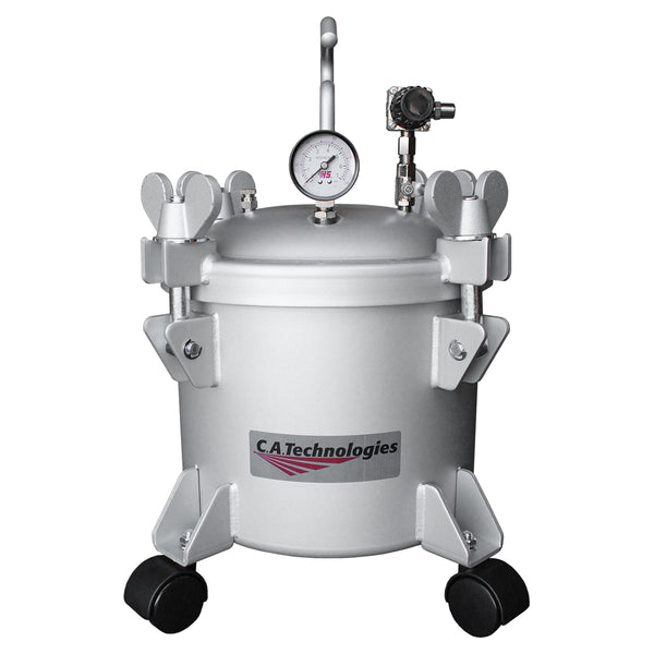 C.A. Technologies Resin Casting 2.5 Gallon Pressure Tank