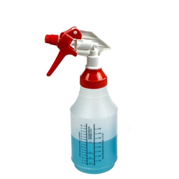Spray Bottle – 24 oz (Wide Mouth with Graduations)