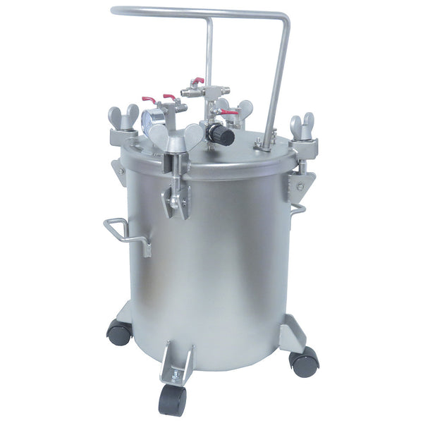 Performance Series 5 Gallon Stainless Steel Paint Pressure Tank