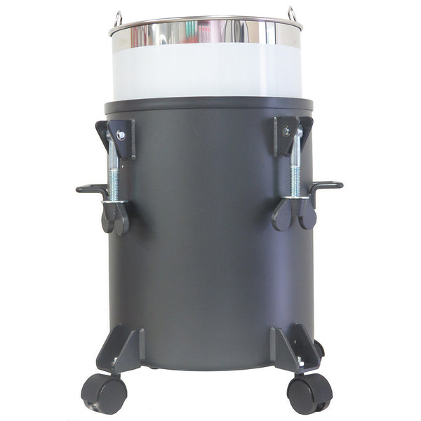 Performance Series 5 Gallon Paint Pressure Tank with Manual Agitation (mixer)