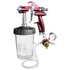 C.A. Technologies CAT-Xpress Pressure Feed RP & HVLP Spray Gun