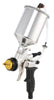 Apollo E7700GTO-600 HVLP Turbine Gravity Feed Spray Gun (600cc Aluminum Gravity Pressure Cup) – The AtomiZer™
