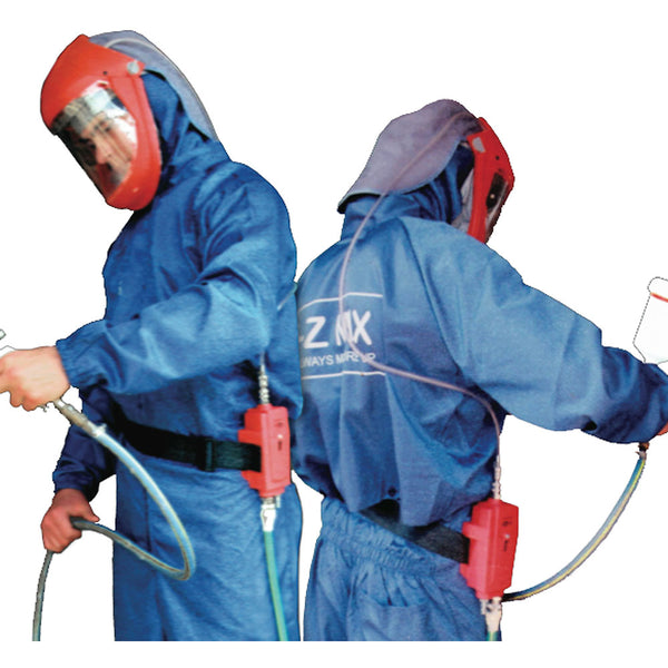 E-Z Mix Anti-Static Spray Suit