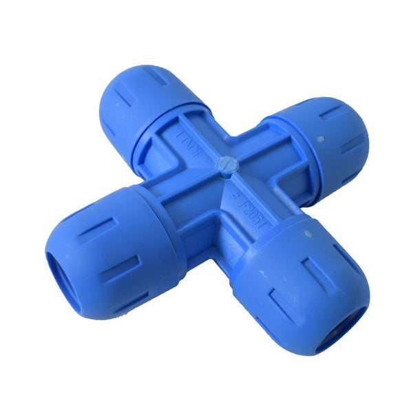 RapidAir FastPipe Cross Fitting (Various Sizes)