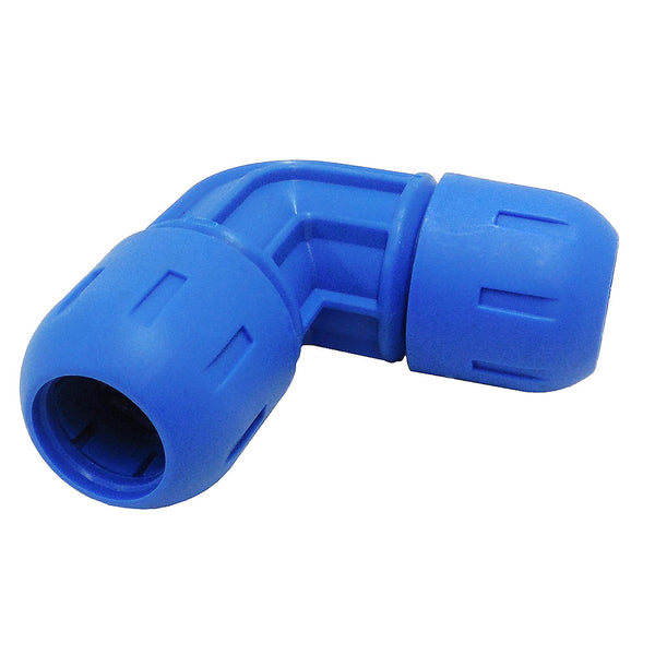 RapidAir FastPipe 90° Elbow Fitting (Various Sizes)