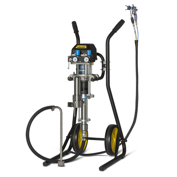 Wagner Air-Assist Airless (AAA) 28:1 Puma Pump Spray Pack - Cart Mount