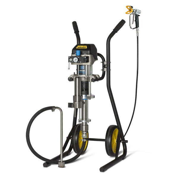 Wagner Airless 28:1 Puma Pump Spray Pack - Cart Mount