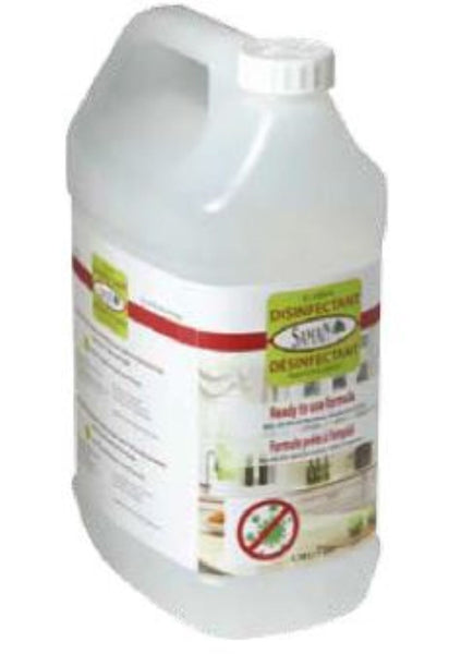 SamaN All Surface Disinfectant & Heavy Duty Cleaner – 1 Gallon (UAD-378)