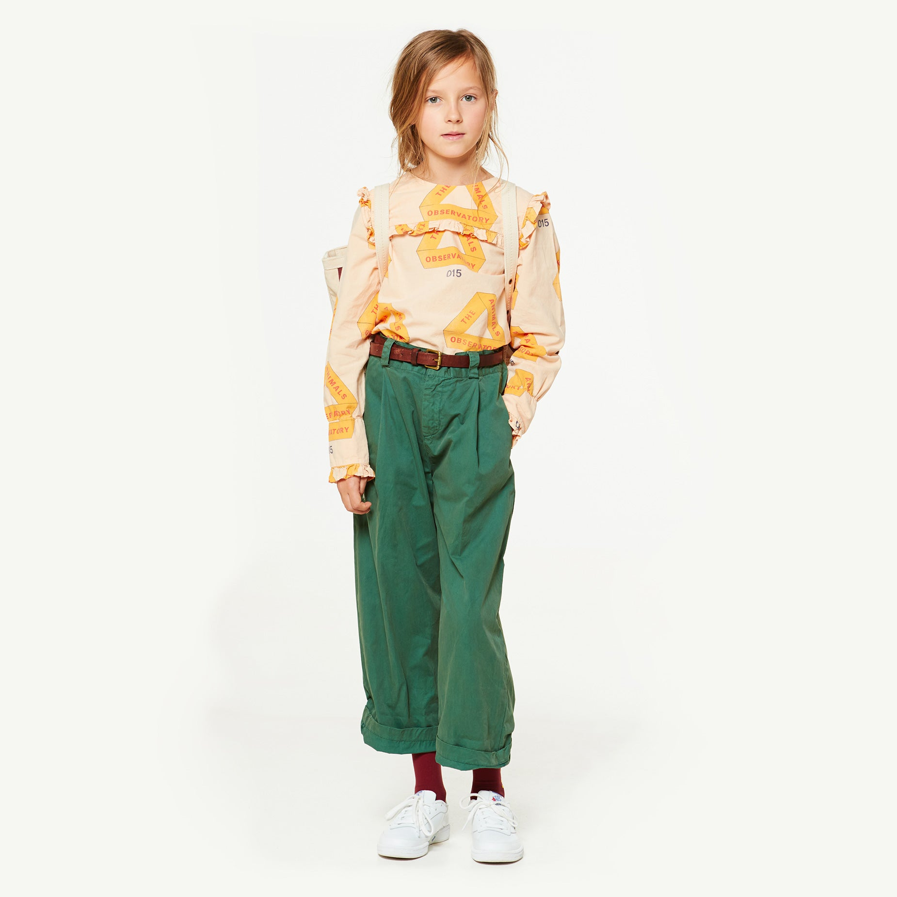 Gadfly Kid's Blouse