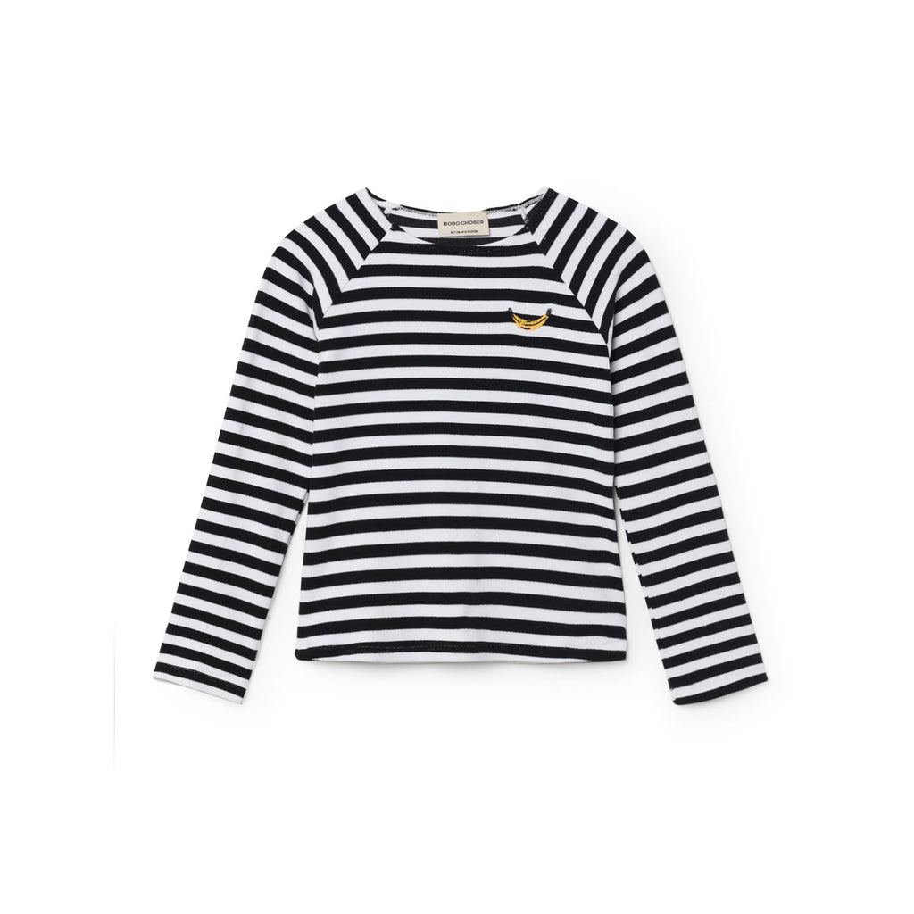 Cheap Sale Huge Surprise Unisex Sale - Striped Sweat Swimming T-Shirt - Bobo Choses Bobo Choses How Much For Sale Outlet Visit Best Seller Online iqKyt