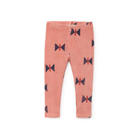 Bobo Choses Butterfly Baby Leggings in Pink | BIEN BIEN