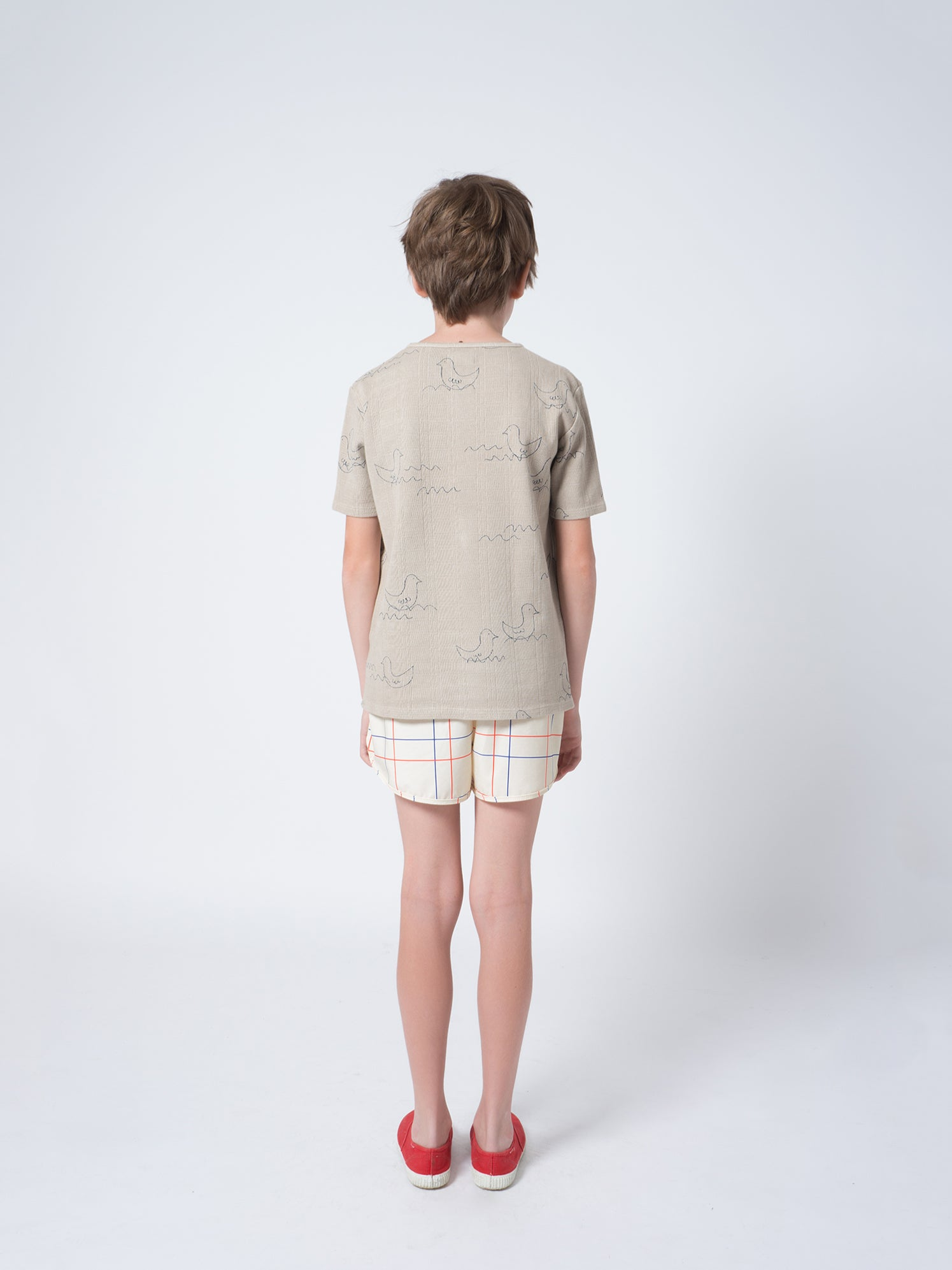 Geese Kid's Henley