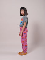 NEW Bobo Choses For President All Over Kid's Tee December Sky Organic | BIEN BIEN