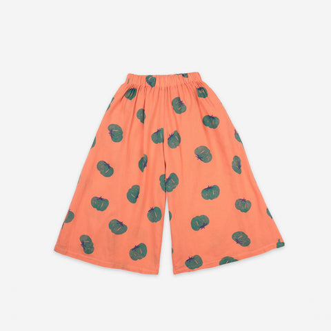 NEW Bobo Choses Tomato Kid Woven Culotte Trouser Melon Organic Cotton | BIEN BIEN bienbienshop.com