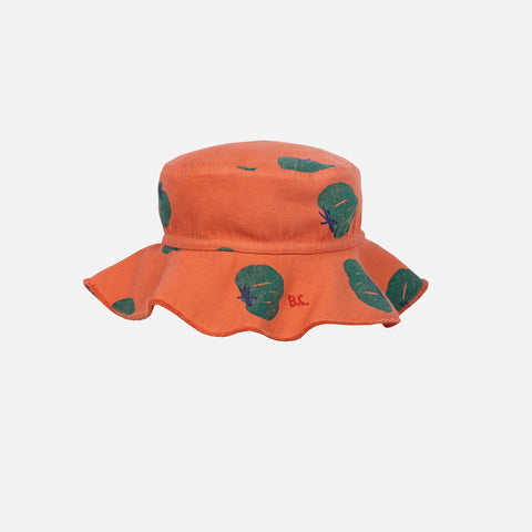 NEW Bobo Choses Tomato Baby & Kid's Sun Hat Flared Cotton Melon | BIEN BIEN bienbienshop.com