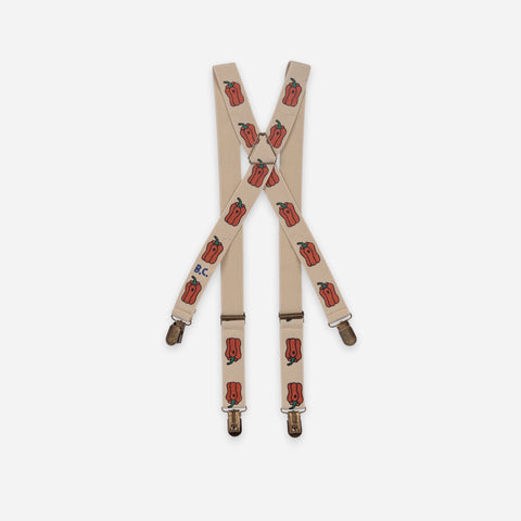NEW Bobo Choses Vote for Pepper Kid's Suspender Straps | BIEN BIEN