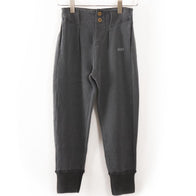 Bobo Choses Buttons Kid's Trouser in Dark Slate | BIEN BIEN