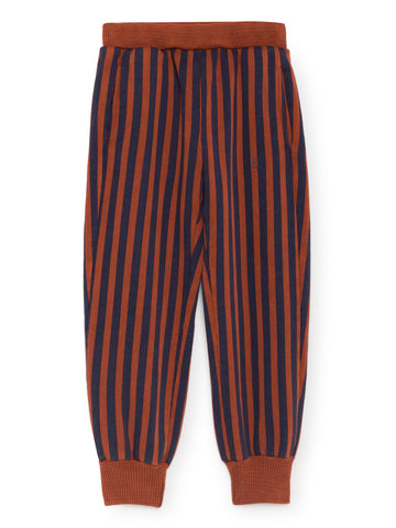 Vertical Stripes Kid's Track Pant