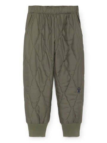 Quilted Kid's Track Pant