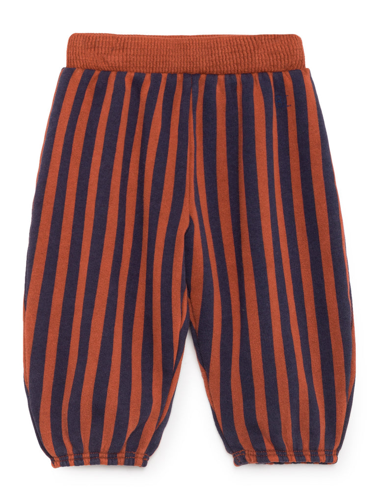 Vertical Stripes Baby Track Pant