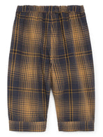 Plaid Baby Trouser