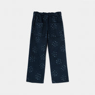 Bobo Choses Benny Kid's Straight Trousers Estate Blue | BIEN BIEN www.bienbienshop.com