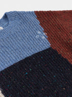 Bobo Choses Color Block Kid's Wool/Alpaca Jumper Infinity | BIEN BIEN www.bienbienshop.com