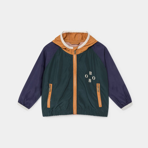 Bobo Choses Baby Color Block Windstopper Jacket | BIEN BIEN www.bienbienshop.com