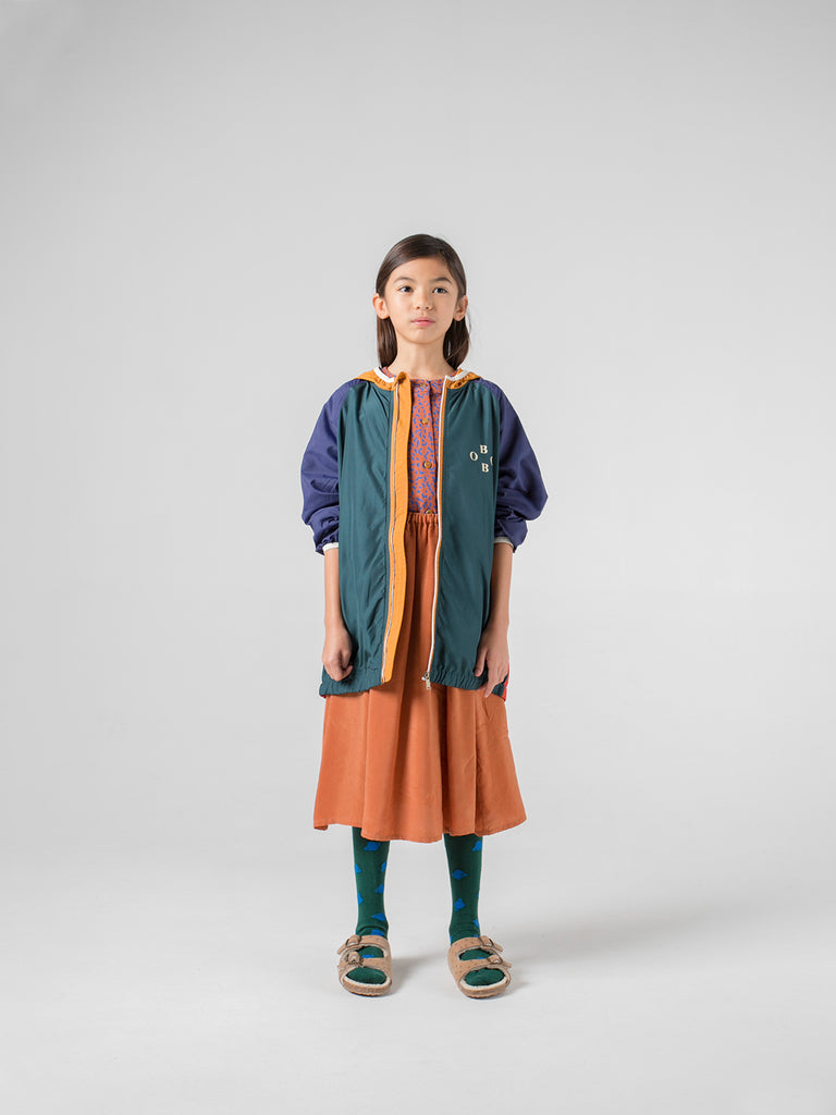 Bobo Choses Color Block Kid's Windstopper Jacket | BIEN BIEN www.bienbienshop.com