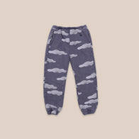 Bobo Choses Cloud Kid Jogger Pant Grape Compote Organic Cotton | BIEN BIEN bienbienshop.com