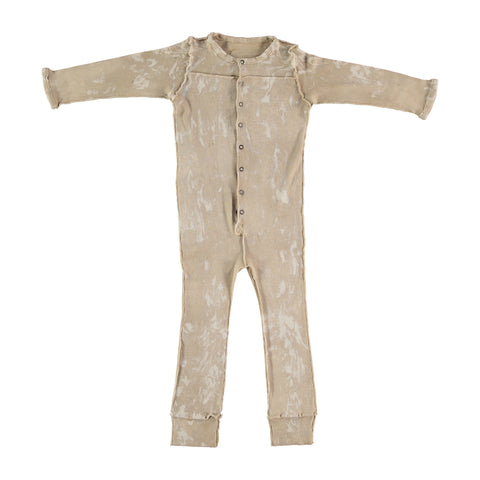 Versatil-e Ribbed Kid's Long John in Camouflage | Bien Bien