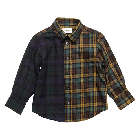 Viyella Check Kid's Shirt