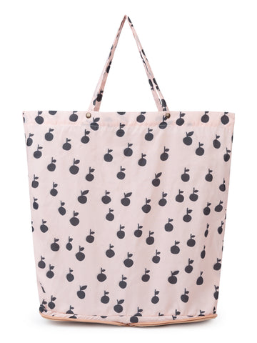 Bobo Choses Apples Unisex Kid's Reusable Tote Bag Peach | BIEN BIEN | www.bienbienshop.com