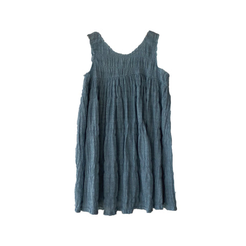 Boy+Girl Frankie Kid's Dress Dandelion Crinkled Cotton | BIEN BIEN www.bienbienshop.com