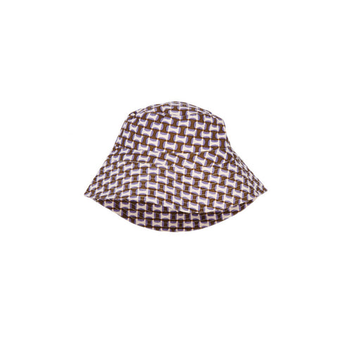 Caramel London Ada Baby Hat Purple Geo | BIEN BIEN www.bienbienshop.com