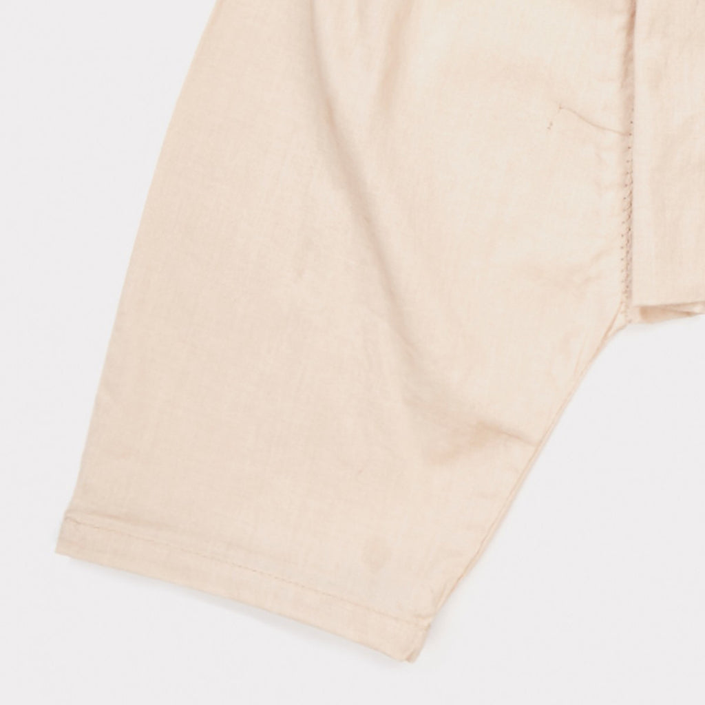 Caramel London Colorado Cotton Baby Trouser in Light Sand | BIEN BIEN